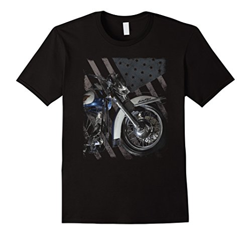 AMERICAN MOTORCYCLE T-Shirt for Men, Women & Youth