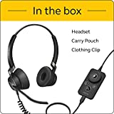 Jabra Engage 50 Wired Headset, Stereo – Telephone
