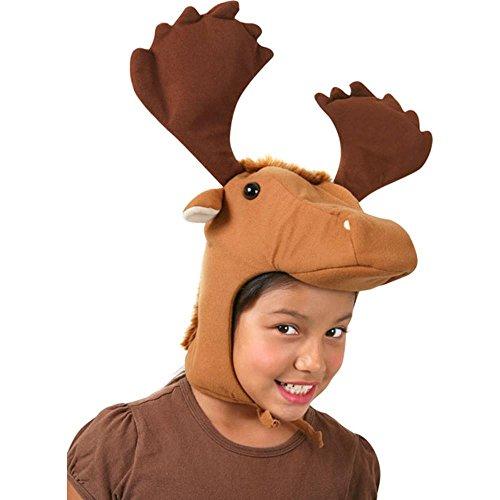 Child's Moose Costume Hat