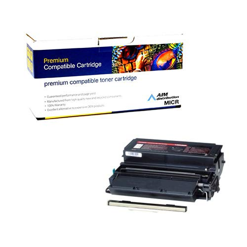 AIM Compatible MICR Replacement for IBM 4039 Toner Cartridge (7500 Page Yield) (1380850) - Generic ()