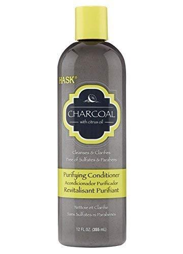 Acondicionador purificador de aceite de cítricos Hask Charocal con ...