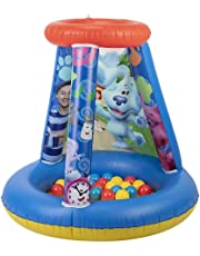 Blue's Clues & You Ball Pit with 15 Soft-Flex Balls Playland
