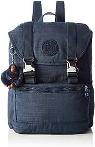 Kipling - Experience S, Mochilas Mujer, Blue (Dazz True Blue), 26x32x16 cm (W x H x L): Amazon.es: Zapatos y complementos