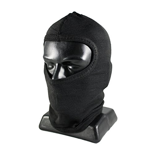 PIP 202-101 Single-Layer Nomex Head Protection Balaclava without Bib, Full (Nomex Face)