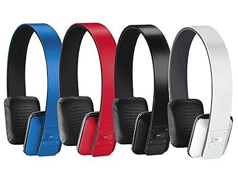 Silvercrest - Auriculares Bluetooth Inalámbrico Negro, con función manos libres, sonido excelente: Amazon.es: Electrónica