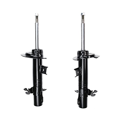 BROSCONE A0265 2 Pieces 1 Pair Suspension Front Shocks Struts Assembly Fits 2005 2006 2007 2008 2009 2010 2011 2012 Nissan-Pathfinder