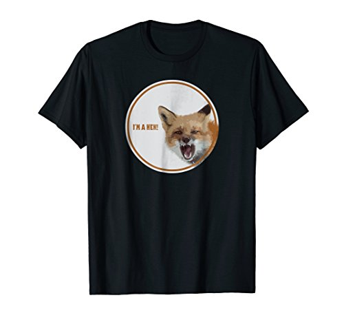 Price comparison product image I'M A HEN - fox in the hen house T-Shirt