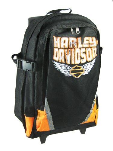 Harley Davidson Book Bag - 4
