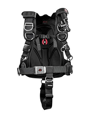 (Hollis HTSII Harness Technical System BC Harness XL for Technical Scuba)