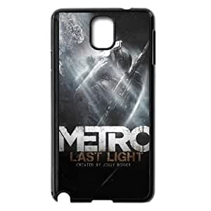 metro last light game wide Samsung Galaxy Note 3 Cell Phone Case Black gift PJZ003-7546818