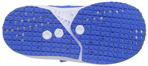 Puma Carson Runner Nm V, Zapatillas de Deporte Exterior para Niños Azul - Bleu (Electric Blue Lemonade/Electric Blue Lemonade)