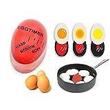Magic cambia de color Egg Timer Termómetro de Cook cocina Gadgets
