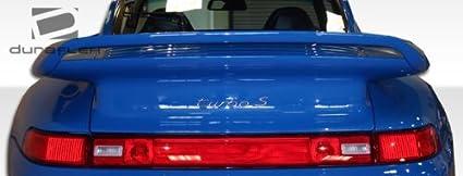 Duraflex 1995-1998 Porsche 911 Carrera 993 Turbo S Wing Trunk Lid Spoiler - 1