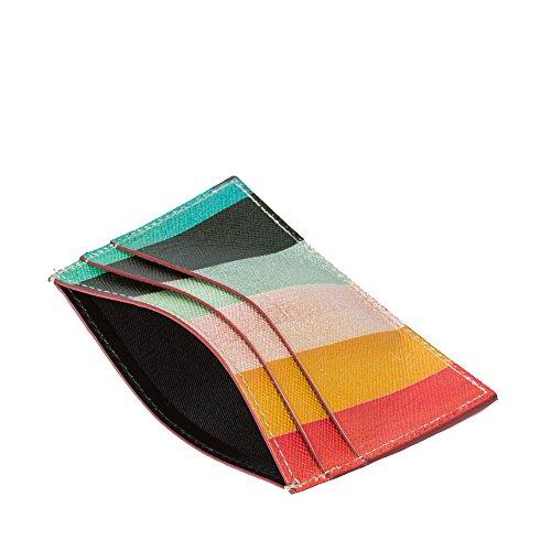 Paul Smith Hombre ASXC4768W7851 Multicolor Cuero Tarjetero