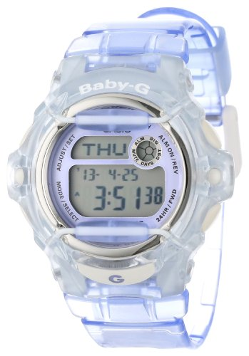 Used, Casio Women's BG169R-6 Baby-G Purple Whale Digital for sale  Delivered anywhere in Canada