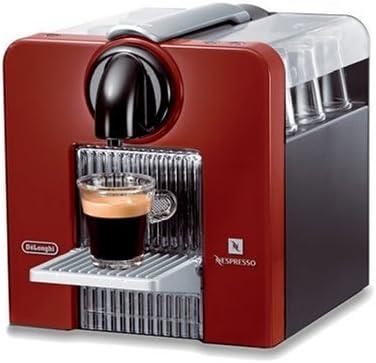 DeLonghi EN180R, Negro/Rojo, 1260 W, 230 MB/s, 50/60 Hz, 230 x 226 x 230 mm, 4700 g - Máquina de café: Amazon.es: Hogar