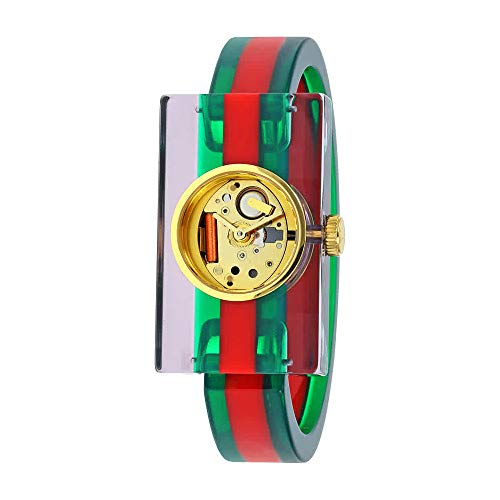 Buy vintage gucci watch green red