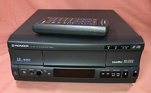 Pioneer CLD V2800 Digital Audio Laserdisc Player