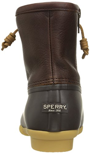 Sperry Top-Sider Women's Saltwater Thinsulate Rain Boot Brown x03gt