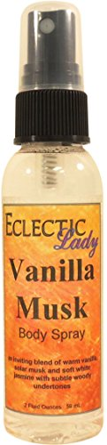 Vanilla Musk Body Spray by Eclectic Lady