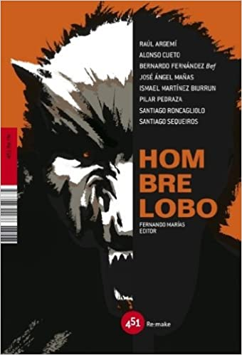 Hombre Lobo (Re.TM): Amazon.es: Raul Argemi, Alonso Cueto ...