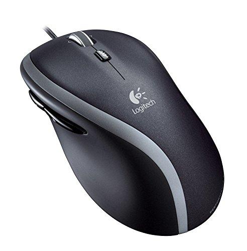 logitech corded mouse m500 - 9