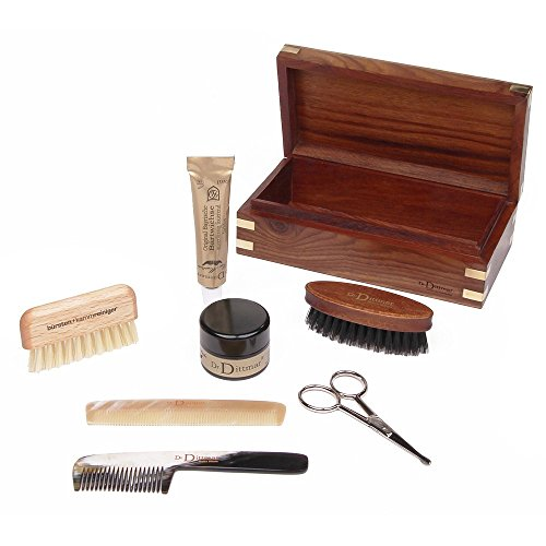 Dr Dittmar Deluxe Rosewood Grooming Set by Dr. Dittmar