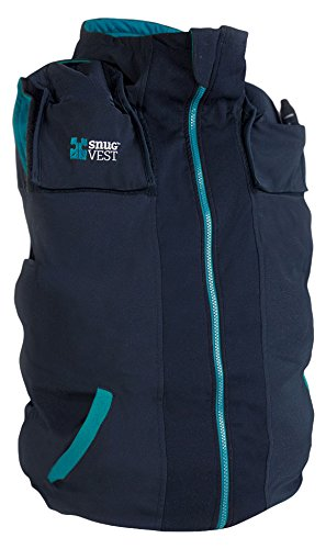 Snug Vest SVMKT04 Kids Medium - Turquoise, Grade: Kindergarten to 12 Years Age