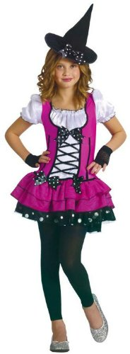 Sugar N Spice Witch Toddler Costume - Toddler Large -