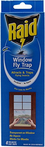 Raid Window Fly Trap(2Pack)