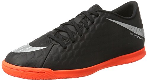 Metallic Blk Black 001 Boots s Men Hypervenomx Football total Iii NIKE Phade Laser Silver Black Crimson black Orange Ic Wht Volt AZPnxc