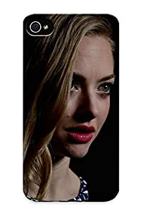 Defender Case For Iphone 4/4s, Amanda Seyfried Pattern, Nice Case For Lover's Gift