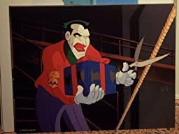 Batman The Animated Series Litho Print Sold Out Edition DC Comics #3