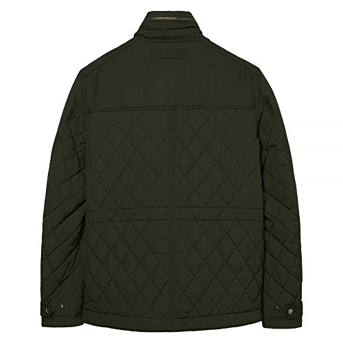 Jacket Country Giacca Field Green Quilted Uomo Gant w01q8q