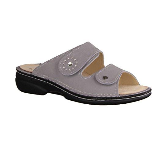 Comfort Grey Finn Grey Women's Clogs vxwdqwa
