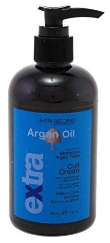 Jheri Redding Gel - Jheri Redding Extra Argan Oil Curl Cream 10oz