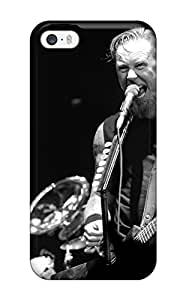 5944981K83345056 Hot Snap-on Metallica Hard Cover Case/ Protective Case For Iphone 5/5s