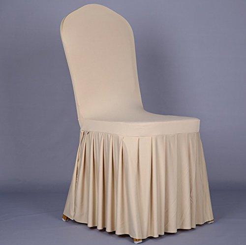 Joker Coprisedia vesti sedia millerighe elasticizzato 2 pezzi linea Cuori L671 NEVE BIANCO