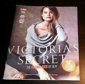 Victoria's Secret Catalog: Fall Casual 2012 Vol 1 No 1 (Fall, 2012)