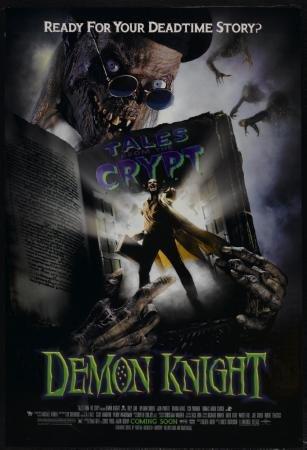 Demon Knight Movie Poster 11x17 Master Print