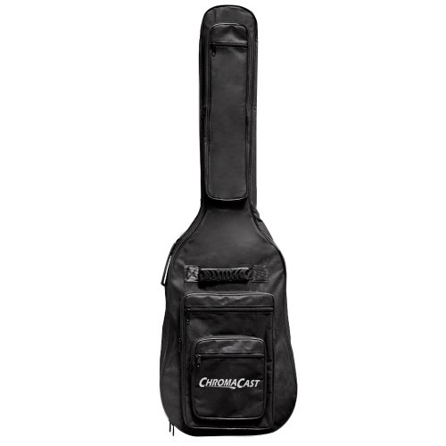 Padded Electric Bass (ChromaCast CC-BPB-BAG Electric Bass Guitar Padded Gig Bag)
