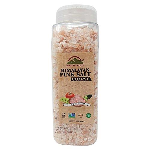 Himalayan Chef Pure Pink Salt