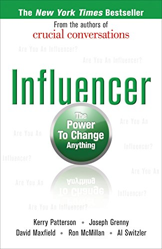 Amazon influencer the power to change anything first influencer the power to change anything first edition the power to change anything fandeluxe Choice Image