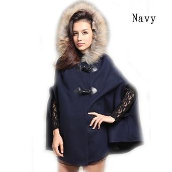 Manteau cape femme amazon