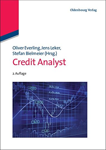 Credit Analyst Taschenbuch – 25. Januar 2012 Oliver Everling 3486713140 Management - General Analyse