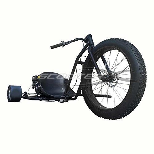 Motorized Drift Trike 6.5 HP 40 MPH -