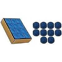 Hr Combo of Blue Chalk(12pcs) and 9mm Tip (10 Pcs)…