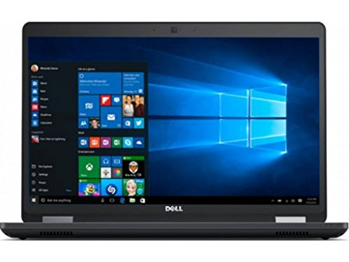Dell Precision 3510 FHD (1920 x 1080) Business WorkStation Laptop (Intel Quad Core i7-6820HQ, 8GB Ram, 256GB SSD, Camera, Smart Card Reader, HDMI) AMD FirePro W5130M 2GB GDDR5 -