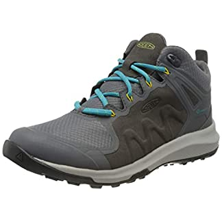 KEEN Women's Explore Mid, Imperméable High Rise Hiking Shoes 7