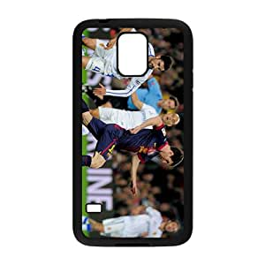 QQQO Spanish Primera Division Hight Quality Protective Case for Samsung Galaxy S5